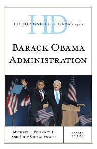 Cover Historical Dictionary of the Barack Obama Administration