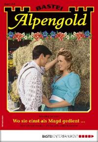 Cover Alpengold 310 - Heimatroman