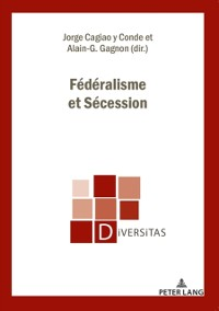 Cover Federalisme et Secession
