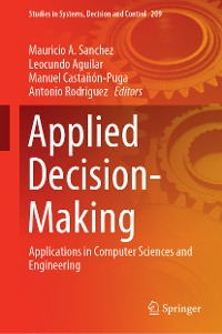 Cover Applied Decision-Making