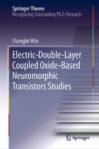 Cover Electric-Double-Layer Coupled Oxide-Based Neuromorphic Transistors Studies