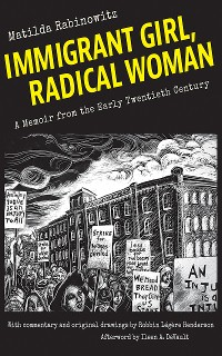 Cover Immigrant Girl, Radical Woman