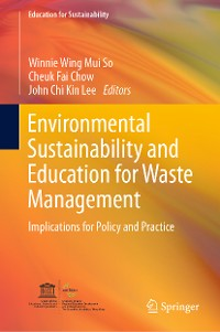 Cover Environmental Sustainability and Education for Waste Management