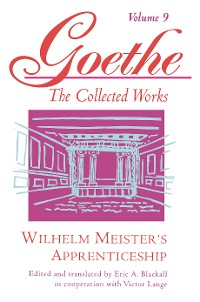 Cover Goethe, Volume 9