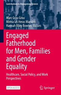 Cover Engaged Fatherhood for Men, Families and Gender Equality