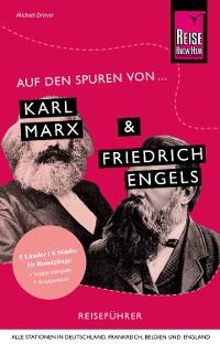 Cover Auf den Spuren von Karl Marx und Friedrich Engels
