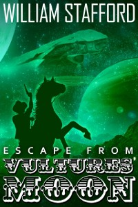 Cover Escape From Vultures' Moon