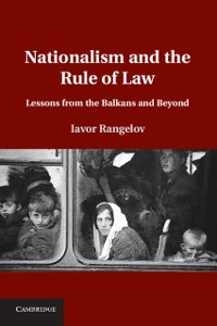 Cover Nationalism and the Rule of Law