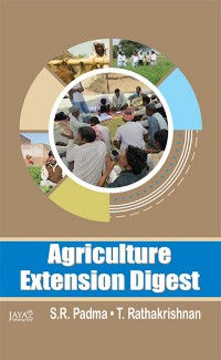 Cover Agricultural Extension Digest