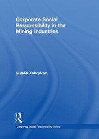 Cover Corporate Social Responsibility in the Mining Industries