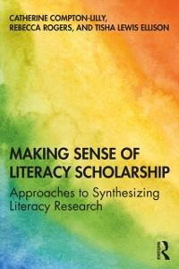 Cover Making Sense of Literacy Scholarship