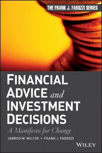 Cover Financial Advice and Investment Decisions