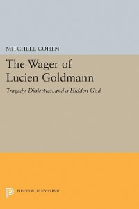 Cover The Wager of Lucien Goldmann