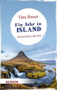 Cover Ein Jahr in Island