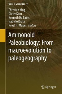 Cover Ammonoid Paleobiology: From macroevolution to paleogeography