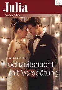Cover Hochzeitsnacht mit Verspätung