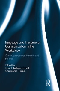 Cover Language and Intercultural Communication in the Workplace