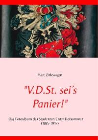 """Cover """"V.D.St. sei´s Panier!"""""""