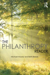 Cover Philanthropy Reader