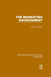 Cover Marketing Environment (RLE Marketing)