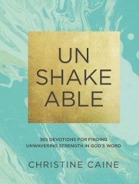 Cover Unshakeable