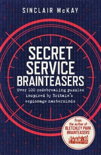 Cover Secret Service Brainteasers