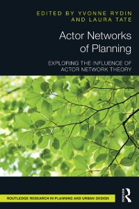 Cover Actor Networks of Planning
