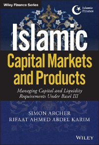 Cover Islamic Capital Markets and Products
