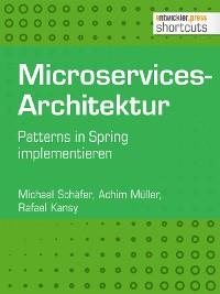 Cover Microservices-Architektur