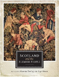 Cover Scotland and the Flemish People