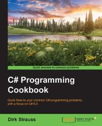 Cover C# Programming Cookbook