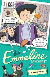 Cover EMMELINE Pankhurst