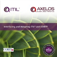 Cover Interfacing and Adopting ITIL and COBIT