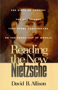 Cover Reading the New Nietzsche