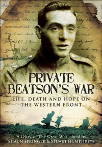 Cover Private Beatson's War