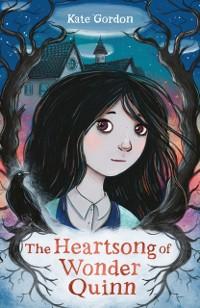 Cover Heartsong of Wonder Quinn