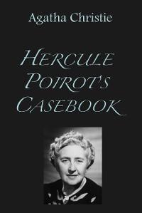 Cover Hercule Poirots casebook