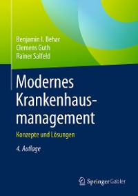 Cover Modernes Krankenhausmanagement