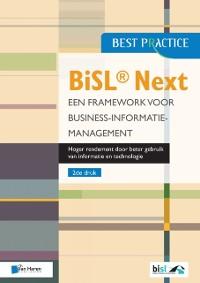 Cover BiSL® Next – Een framework voor Business-informatiemanagement 2de druk