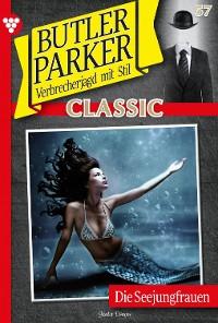 Cover Butler Parker Classic 57 – Kriminalroman