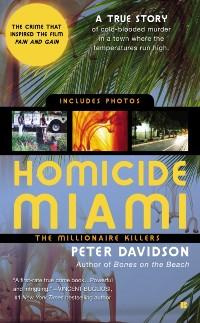 Cover Homicide Miami