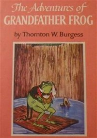 Cover The Adventures of Grandfather Frog