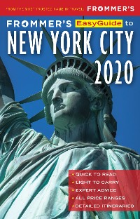 Cover Frommer's EasyGuide to New York City 2020