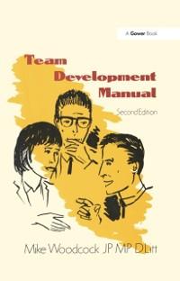 Cover Team Development Manual