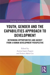 Cover Youth, Gender and the Capabilities Approach to Development