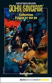 Cover John Sinclair Collection 13 - Horror-Serie