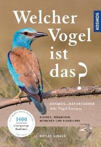Cover Welcher Vogel ist das?