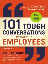 Cover 101 Tough Conversations to Have with Employees