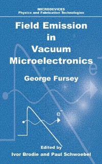 Cover Field Emission in Vacuum Microelectronics