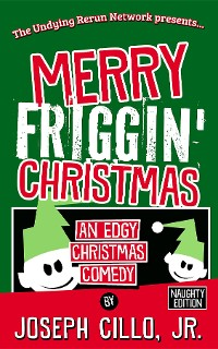 Cover Merry Friggin' Christmas